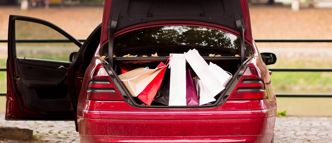 Four Useful Packing Tips for Your Rental Car