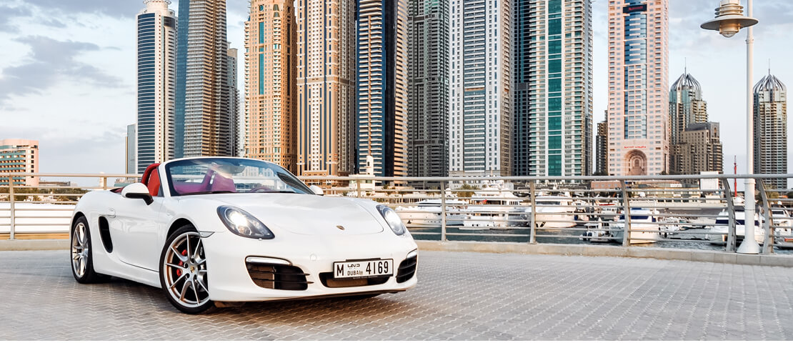 Why You Should Opt for Monthly Car Rentals in Dubai